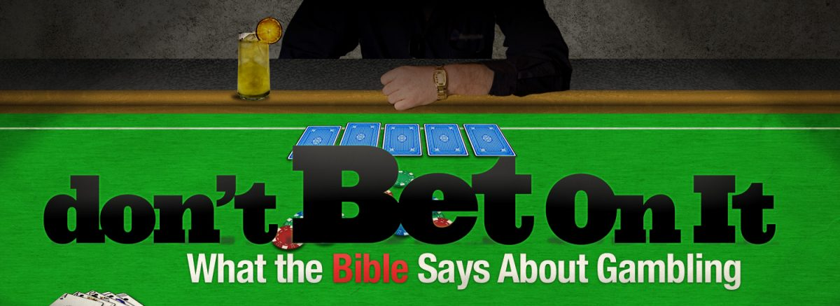 Christian view on gambling ca casino hotels